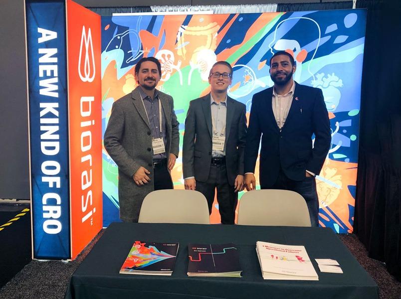 Biorasi at Med Tri Con 2020
