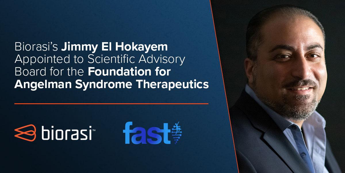 Jimmy El Hokayem Foundation for Angelman Syndrome Therapeutics