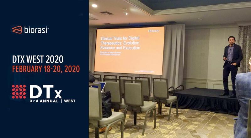 Wayne Bowden Speaker at DTx West 2020